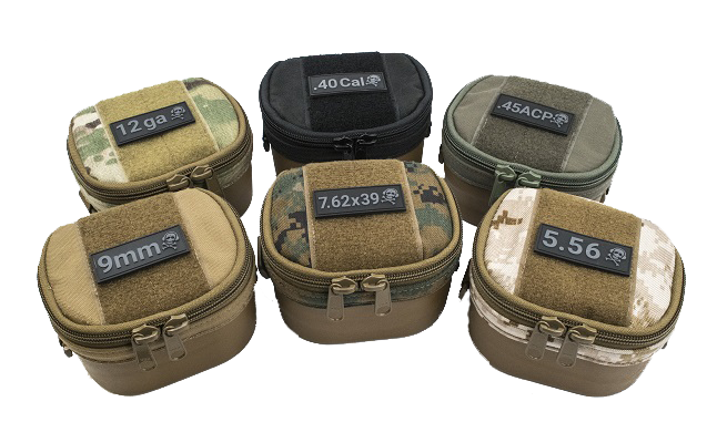 TROUSSE A MUNITIONS COYOTE GCODE AVEC PATCH 45ACP