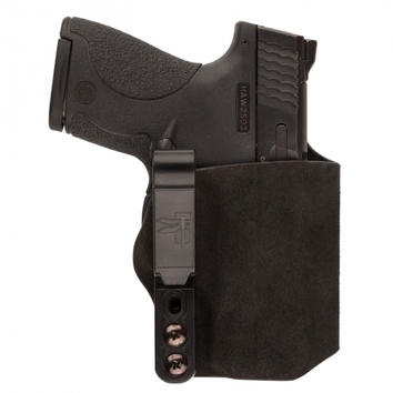HOLSTER INCOG ECLIPSE GLOCK 17 DROITIER BLACK FUZZ FULL GUARD GCODE