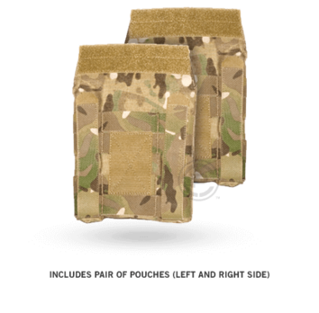 POCHES LATERALES CRYE PRECISION JPC